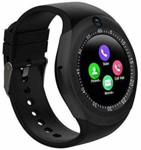 HNESS Unisex Bluetooth 4G Smartwatch