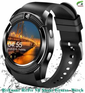 RitEmart RitFit V8 Smartwatch