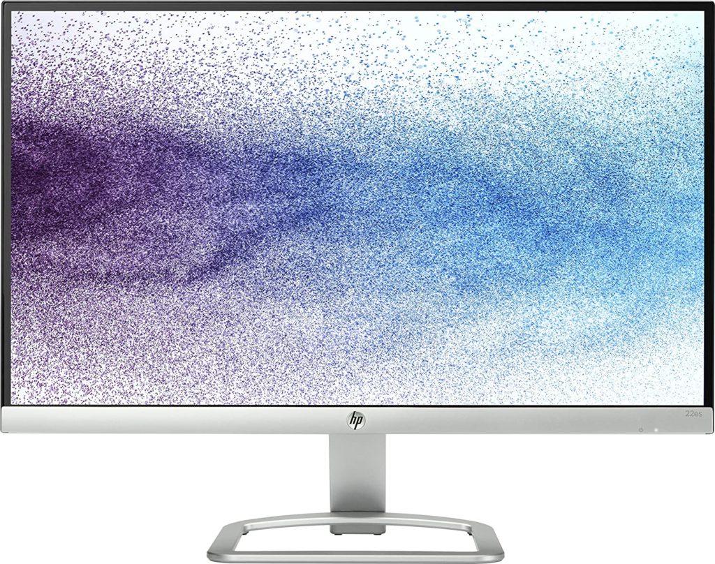 HP 3KS60AA/3KS61AA 22fw Ultra-Thin Full HD 21.5-Inch IPS Monitor